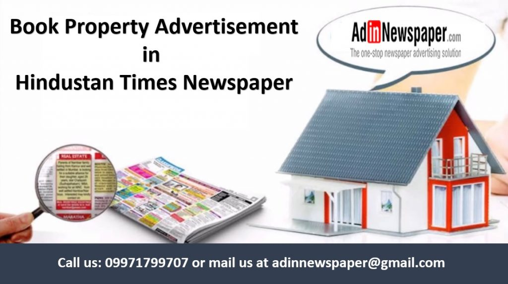 HT Property Classified Ads